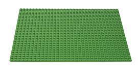 LEGO - Zelená Podložka Na Stavanie
