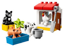 LEGO - Zvieratká Z Farmy