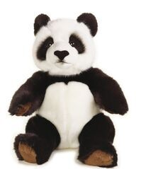 LELLY - National Geografic Zvieratká z Ázie 770773 Panda veľká - 26 cm