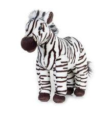 LELLY - National Geographic Zvieratká zo savany 770720 Zebra - 28 cm