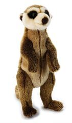 LELLY - National Geographic Zvieratká zo savany 770798 Surikata - 35 cm