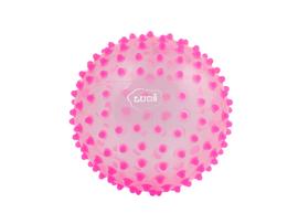 LUDI - Senzorická loptička ružová