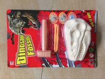 MAC TOYS - Dinosaurie Fosílie
