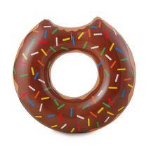MAC TOYS - Nafukovací kruh donut, viac farieb