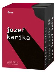 Mafia – 3 knihy v puzdre -  Jozef Karika
