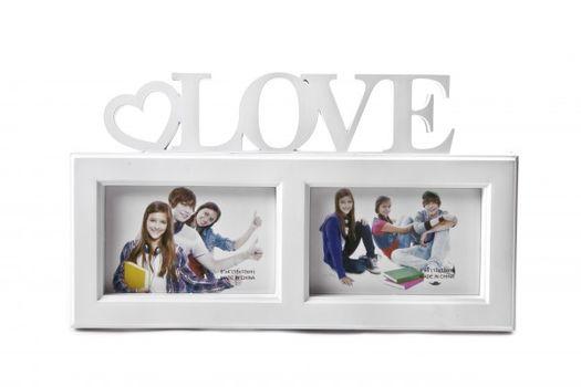 MAKRO - Fotorám Love 36 x 21 cm