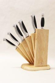 MAKRO - Sada nožov 6ks v bloku LIVING