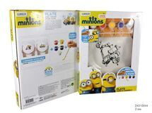 MAKRO - Tanier Minions + farbičky