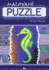 Maľované puzzle - obrázkové hlavolamy - Miloš Danko