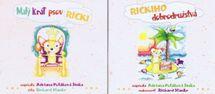 Malý kráľ psov Ricki (audiokniha)+Rickiho dobrodružstvá (audiokniha) KOMPLET - Adriana Šinka Poláková