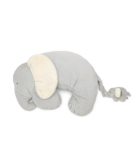 MAMAS & PAPAS - Vankúšik Slon pre hru na brušku
