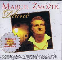 Marcel Zmožek - Dlane - CD - Marcel Zmožek