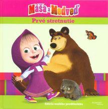 Máša a medveď - Prvé stretnutie