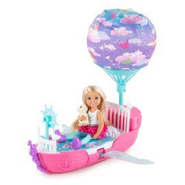 MATTEL - Barbie Kúzelná Loď Snov