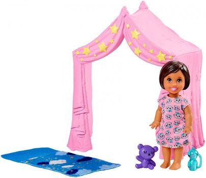 MATTEL - Barbie Príbeh Z Denníku Pestúnky - Mix