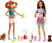 MATTEL - Barbie Varenie A Pečenie Sestričky Mix