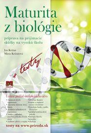 Maturita z biológie - Ján Križan, Mária Križanová