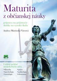 Maturita z občianskej náuky - Andrea Martinská Vavrová