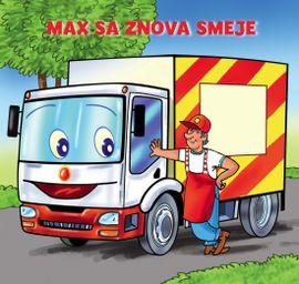 Max sa znova smeje - Helena Černohorská