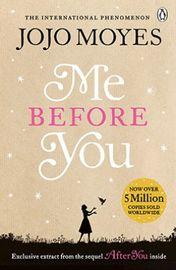 Me Before You Film Tie-in - Jojo Moyes