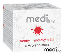 MEDI - Denný mandľový krém z Mŕtveho mora 50g