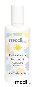 MEDI - Pleťová voda tonizačná hydratačná 200g