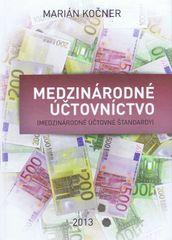 Medzinárodné účtovníctvo(medzinárodné účtovné štandardy) - Marián Kočner