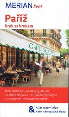 Merian 25 - Paříž – krok za krokem - Ulrike Koltermann