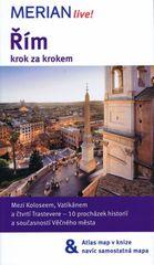 Merian 26 - Řím - krok za krokem - Ulrike Koltermann