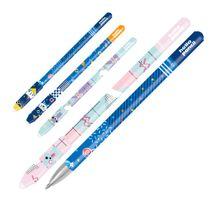 M&G - Roller gélový/gumovací M&G iErase Hello Pencil 0.5 mm, modrý