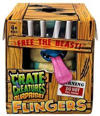 MGA - Crate Creatures Malá príšerka Flingers 551805 asort
