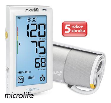 MICROLIFE - BP A7 AFIB Touch tlakomer s dotykovým displejom
