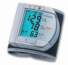 MICROLIFE - BP W100 automatický tlakomer na zápästie