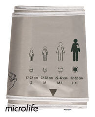 MICROLIFE - Manžeta k tlakomeru veľkosť L-XL 32-52cm Soft 3G