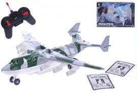 MIKRO - RC lietadlo Bombardér Fierce Combatant