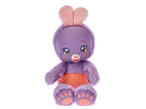 MIKRO TRADING - Zajačik plyšový so svietiacími labkami