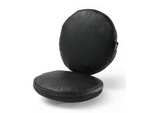 MIMA - Sada sedacích vankúšov do stoličky Moon - čierna