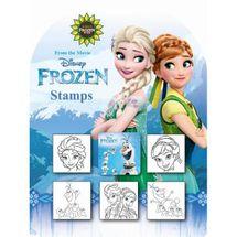 MODELS - Pečiatky - Ľadové kráľovstvo