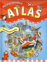 Môj prvý obrázkový atlas - Eleonora Barsotti