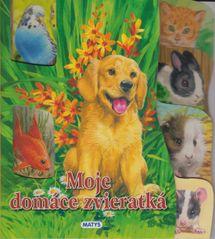 Moje domáce zvieratká - Sibyla Mislovičová