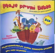 Moje první Bible - 2CD (vypráví Naďa Konvalinková a Vladimír Javorský)
