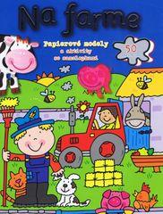 Na farme - Papier.mod.a aktiv.so samol. - autor neuvedený