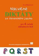 Nácvičné diktáty zo SJ pre 4. ročník ZŠ - Eva Dienerová
