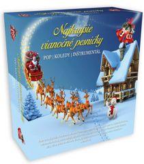 Najkrajšie vianočné pesničky 3CD box -  Kolektív autorov