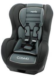 NANIA - Autosedačka Cosmo SP lux 0-18 kg AgoraBlack