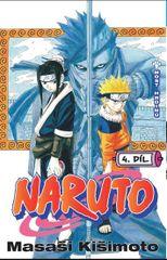 Naruto 4 - Most hrdinů - 2.vydání - Masaši Kišimoto