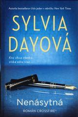 Nenásytná -4. časť série Crossfire - Sylvia Dayová
