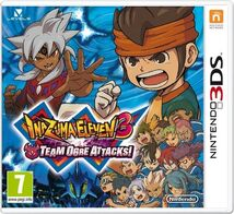 NINTENDO - 3DS Inazuma Eleven: Team Ogre Attacks