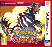 NINTENDO - 3DS Pokémon Omega Ruby