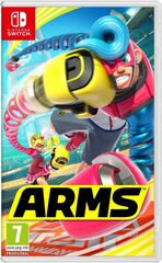NINTENDO - SWITCH ARMS